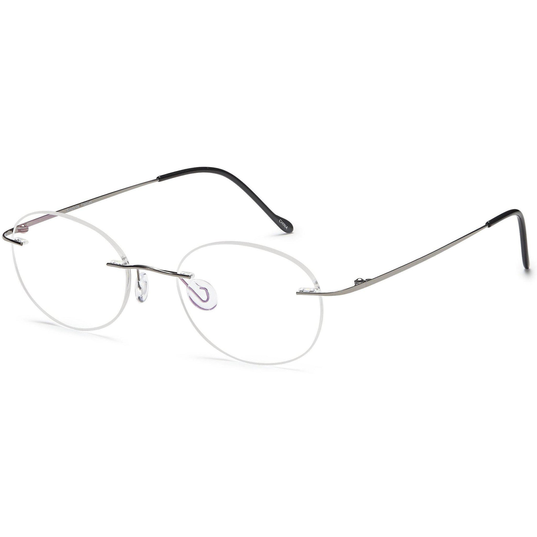 Rimless Glasses Lens Replacement