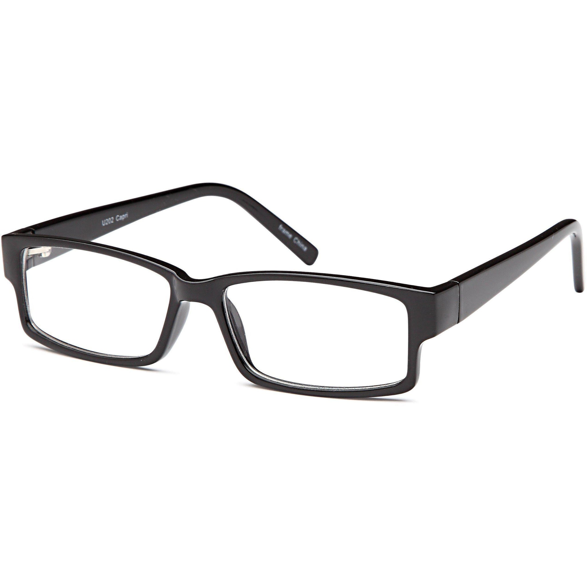 4U Prescription Glasses U 202 Optical Eyeglasses Frame - timetoshade