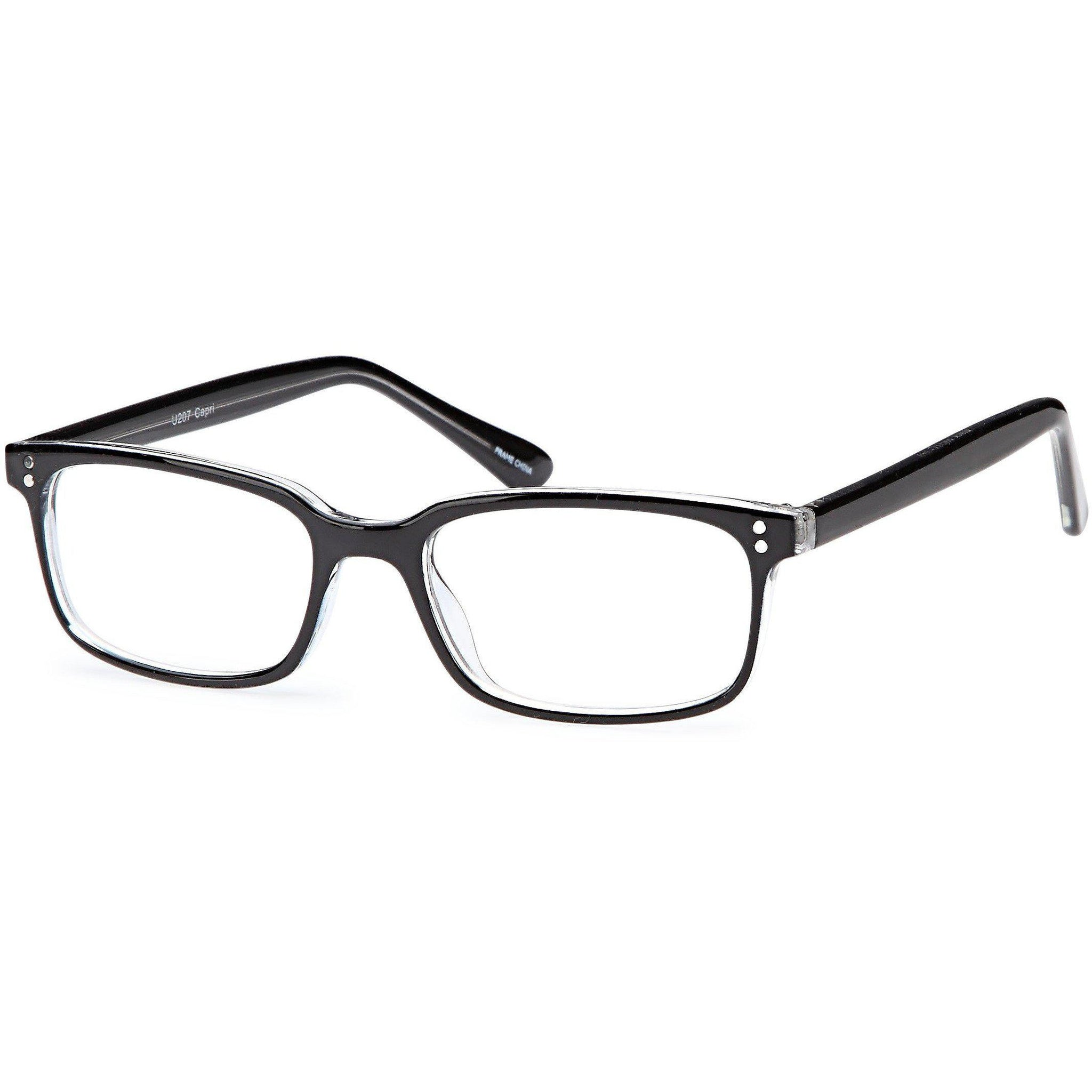 4U Prescription Glasses U 207 Optical Eyeglasses Frame - timetoshade