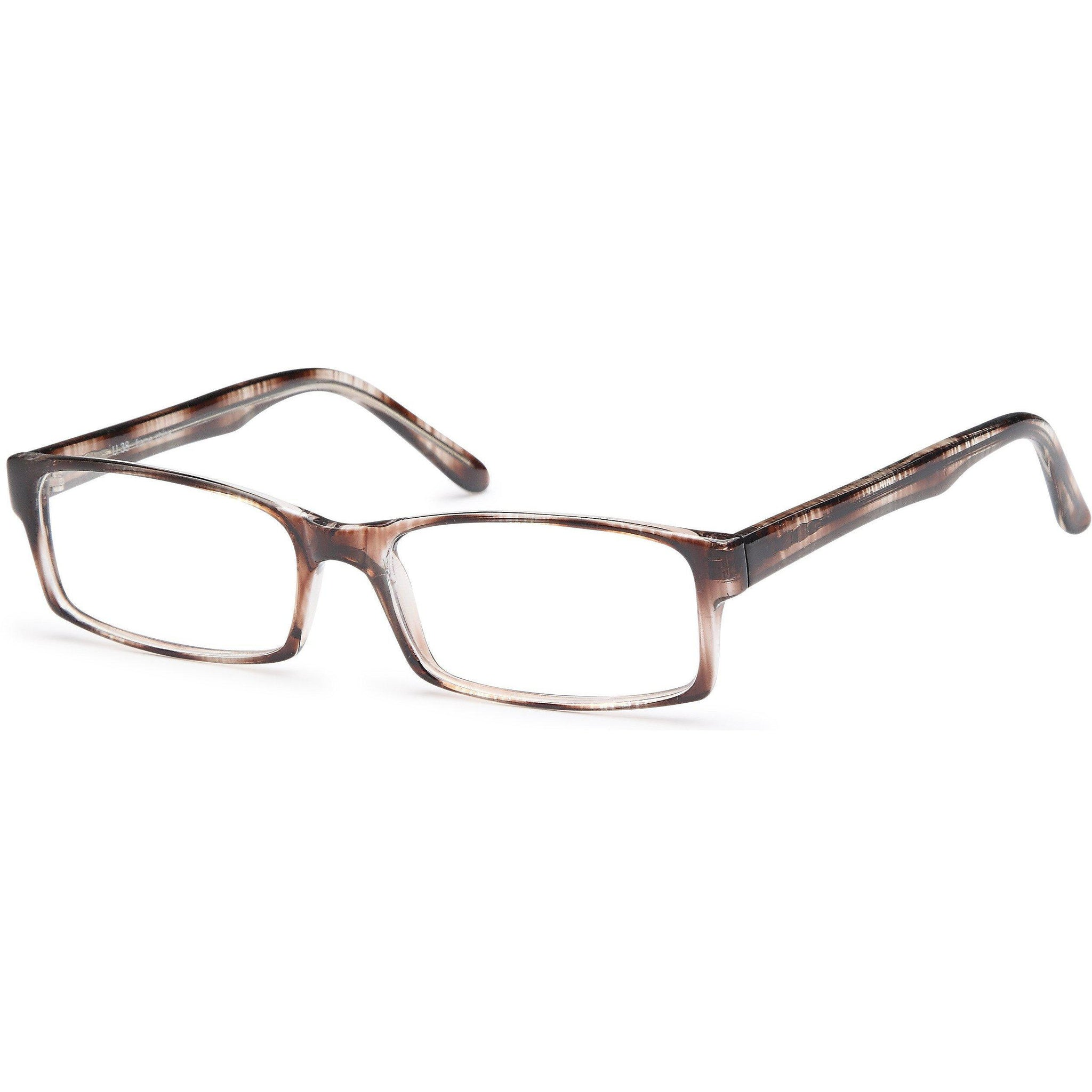4U Prescription Glasses U 38 Optical Eyeglasses Frame - timetoshade