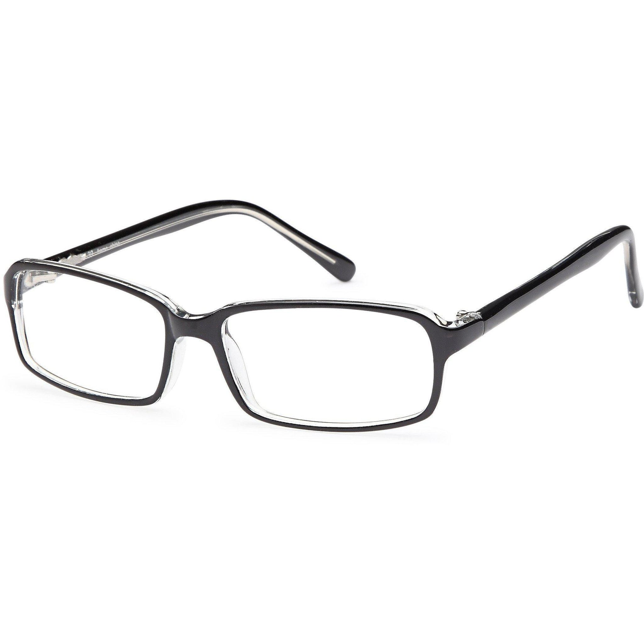 4U Prescription Glasses U 39 Optical Eyeglasses Frame - timetoshade