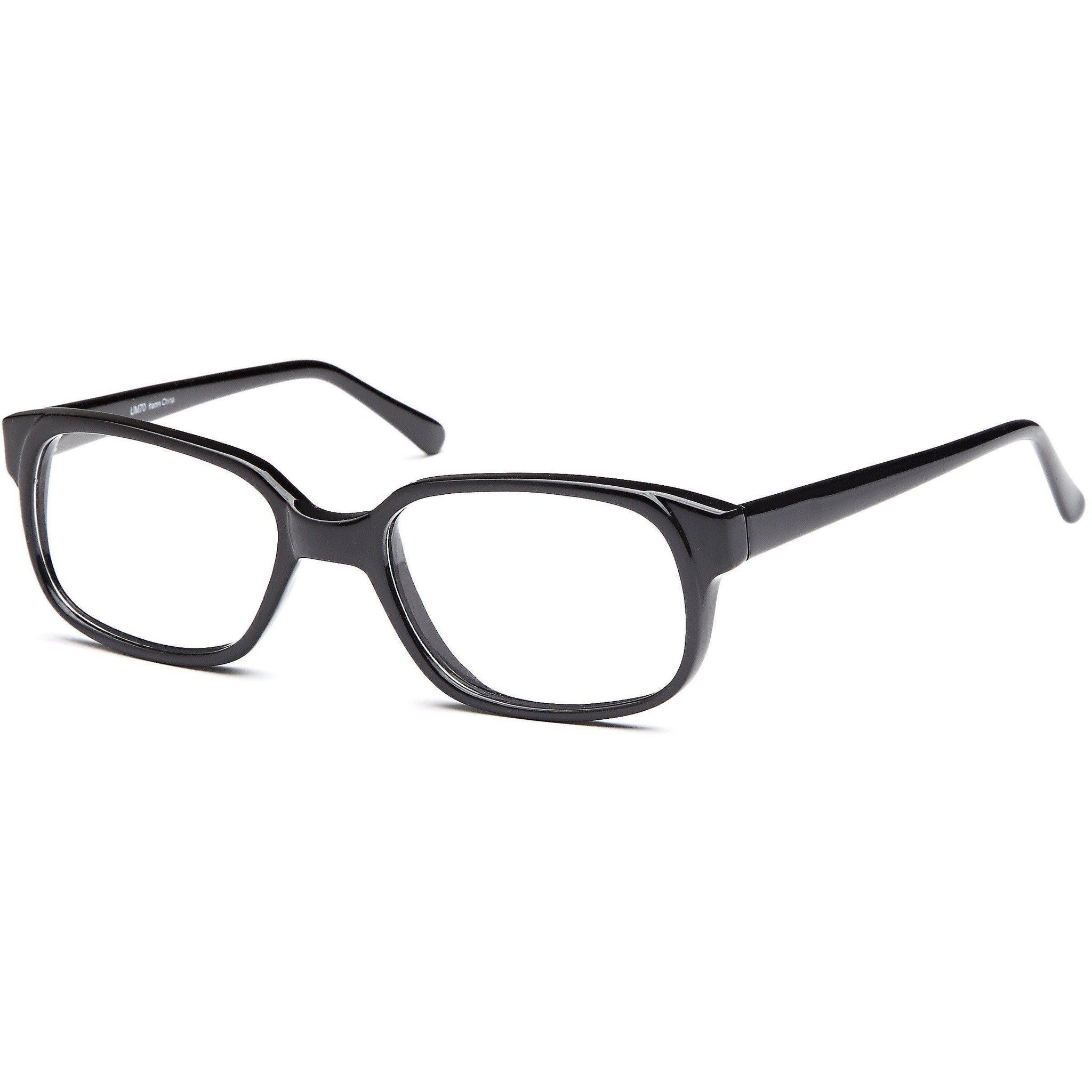 4U Prescription Glasses UM 70 Optical Eyeglasses Frame - timetoshade
