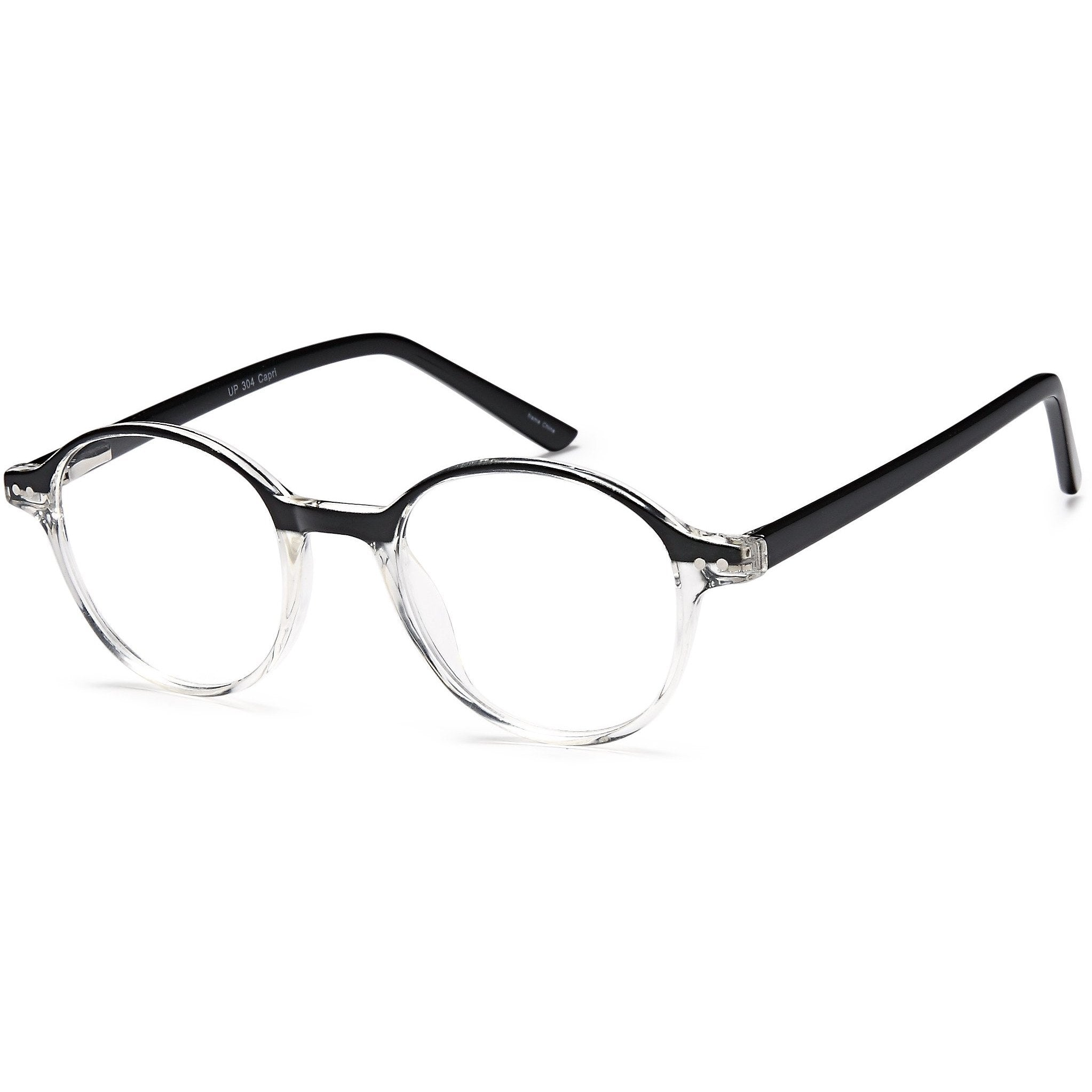 2U Prescription Glasses UP 304 Optical Eyeglasses Frames