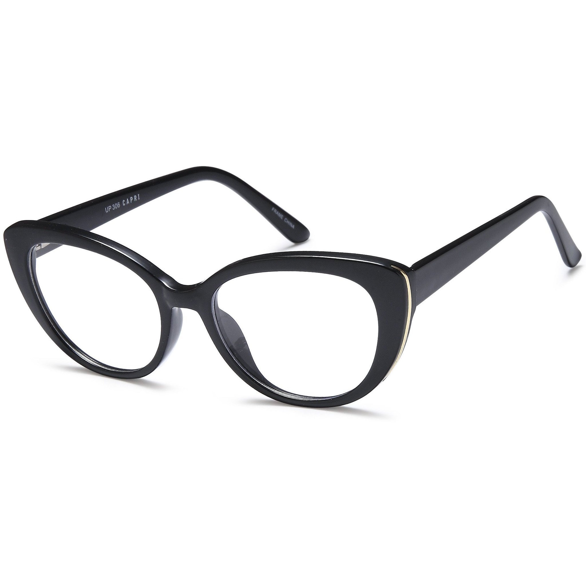 2U Prescription Glasses UP 306 Optical Eyeglasses Frame