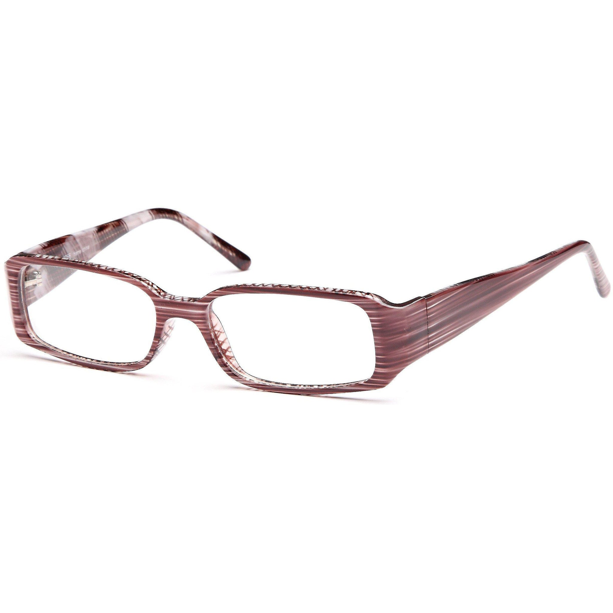 4U Prescription Glasses US 56 Optical Eyeglasses Frame - timetoshade