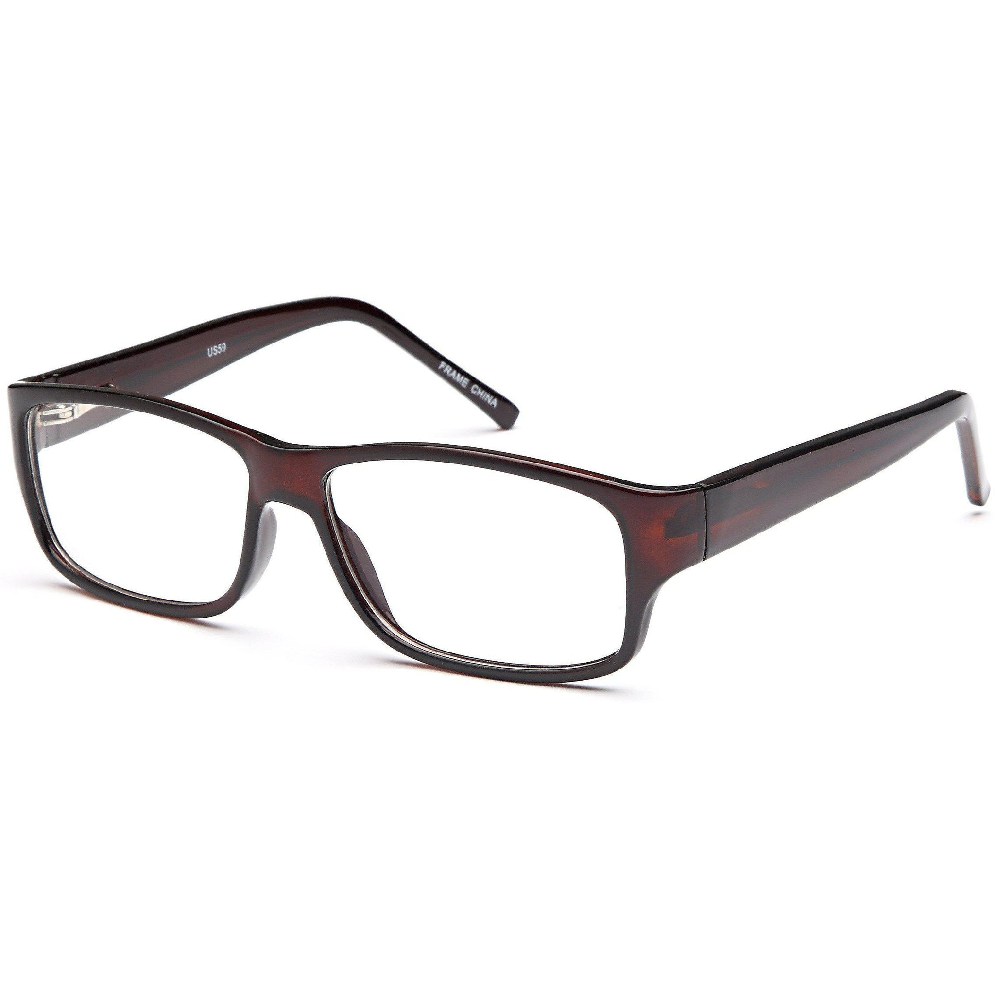 4U Prescription Glasses US 59 Optical Eyeglasses Frame - timetoshade