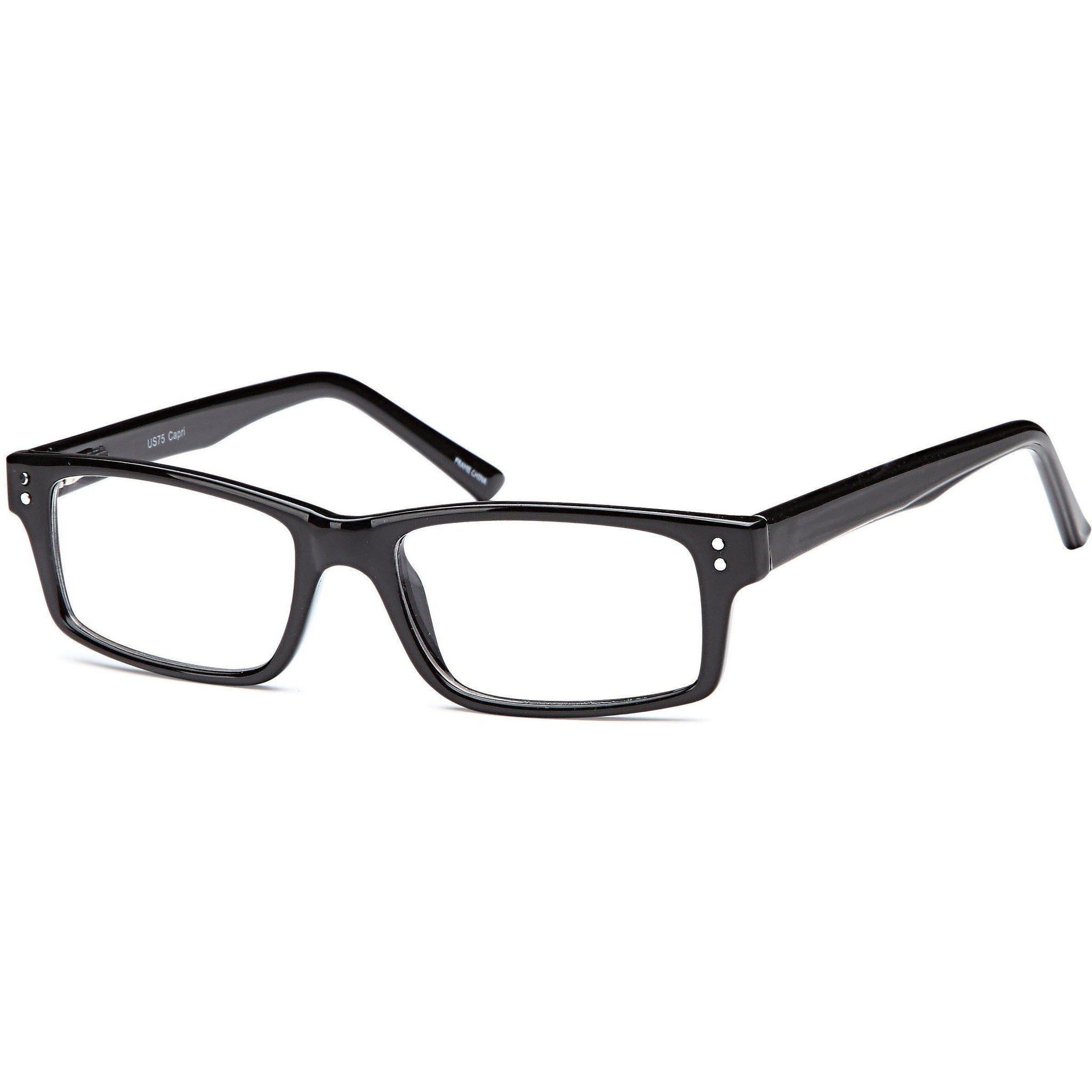 4U Prescription Glasses US 75 Optical Eyeglasses Frame - timetoshade