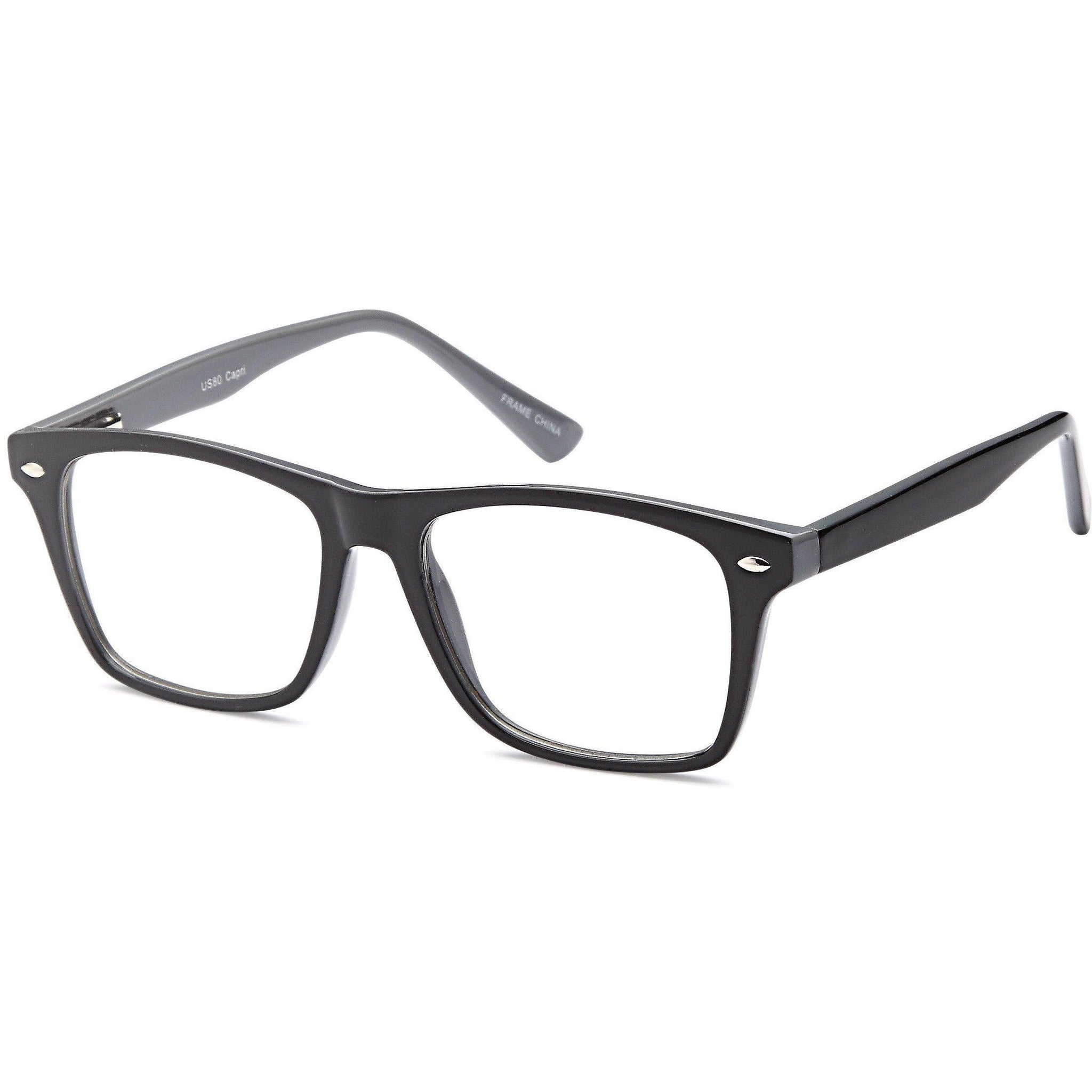 4U Prescription Glasses US 80 Optical Eyeglasses Frame - timetoshade