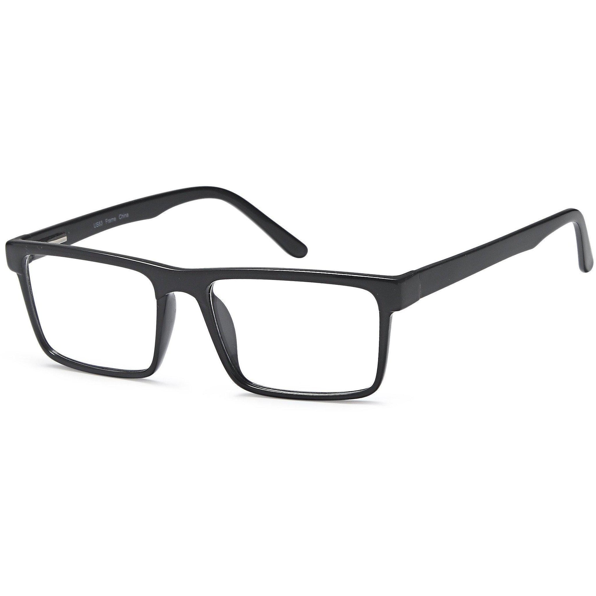 4U Prescription Glasses US 83 Optical Eyeglasses Frame - timetoshade