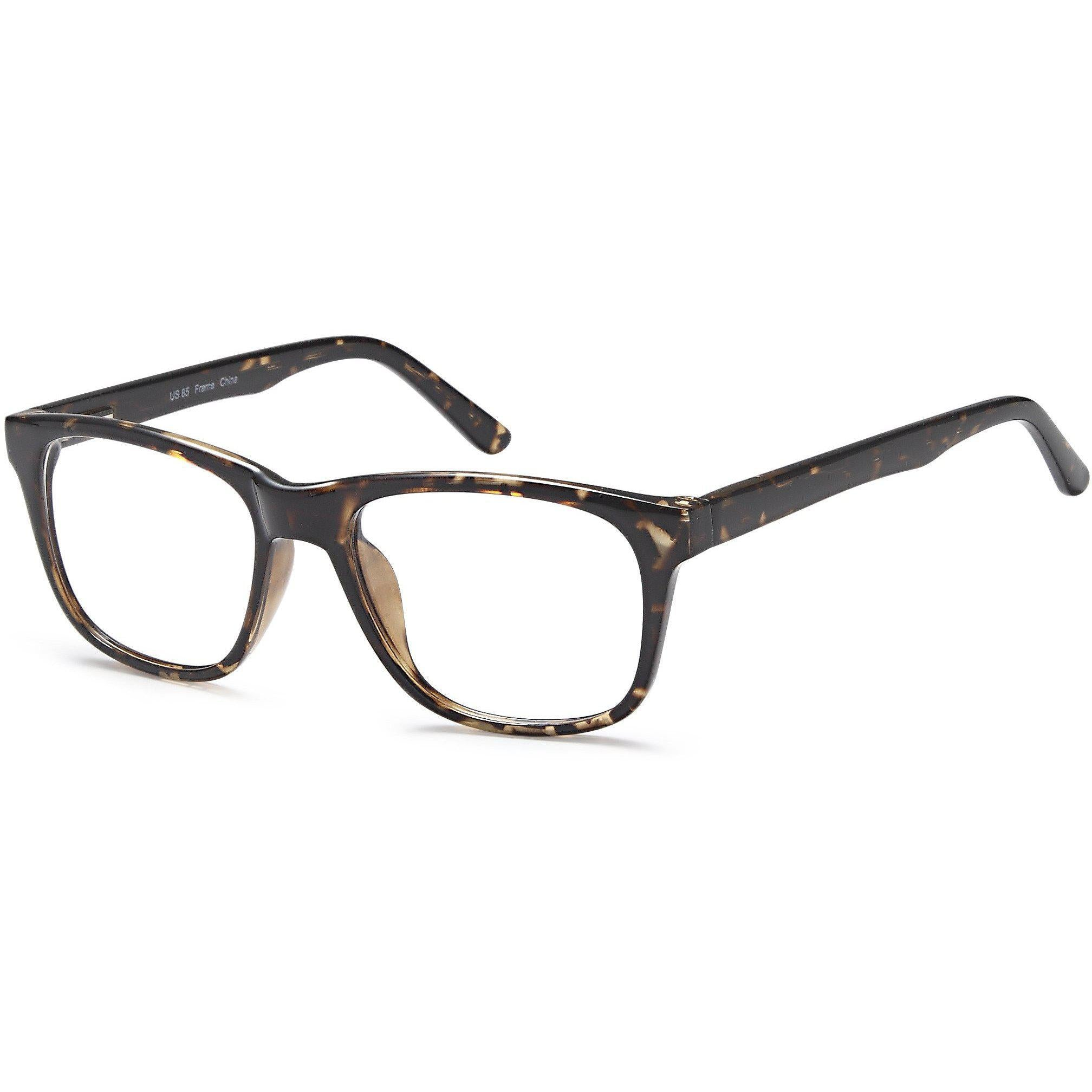 4U Prescription Glasses US 85 Optical Eyeglasses Frame - timetoshade