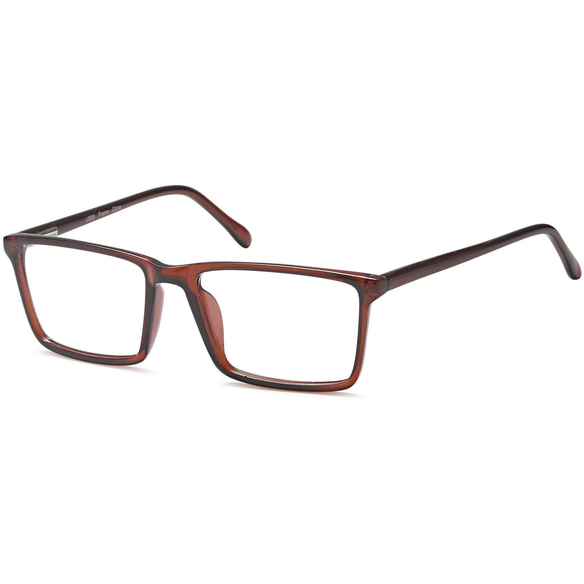 4U Prescription Glasses US 86 Optical Eyeglasses Frame - timetoshade