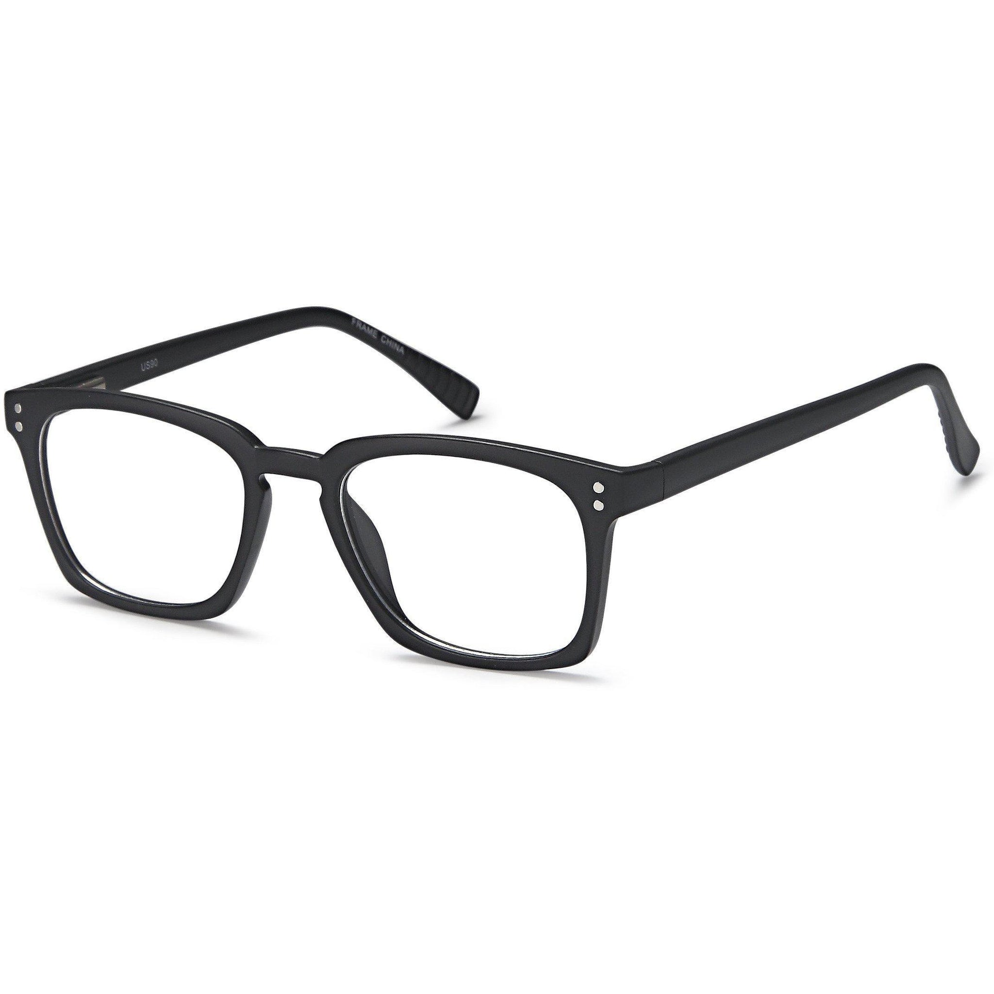 4U Prescription Glasses US 90 Optical Eyeglasses Frame - timetoshade