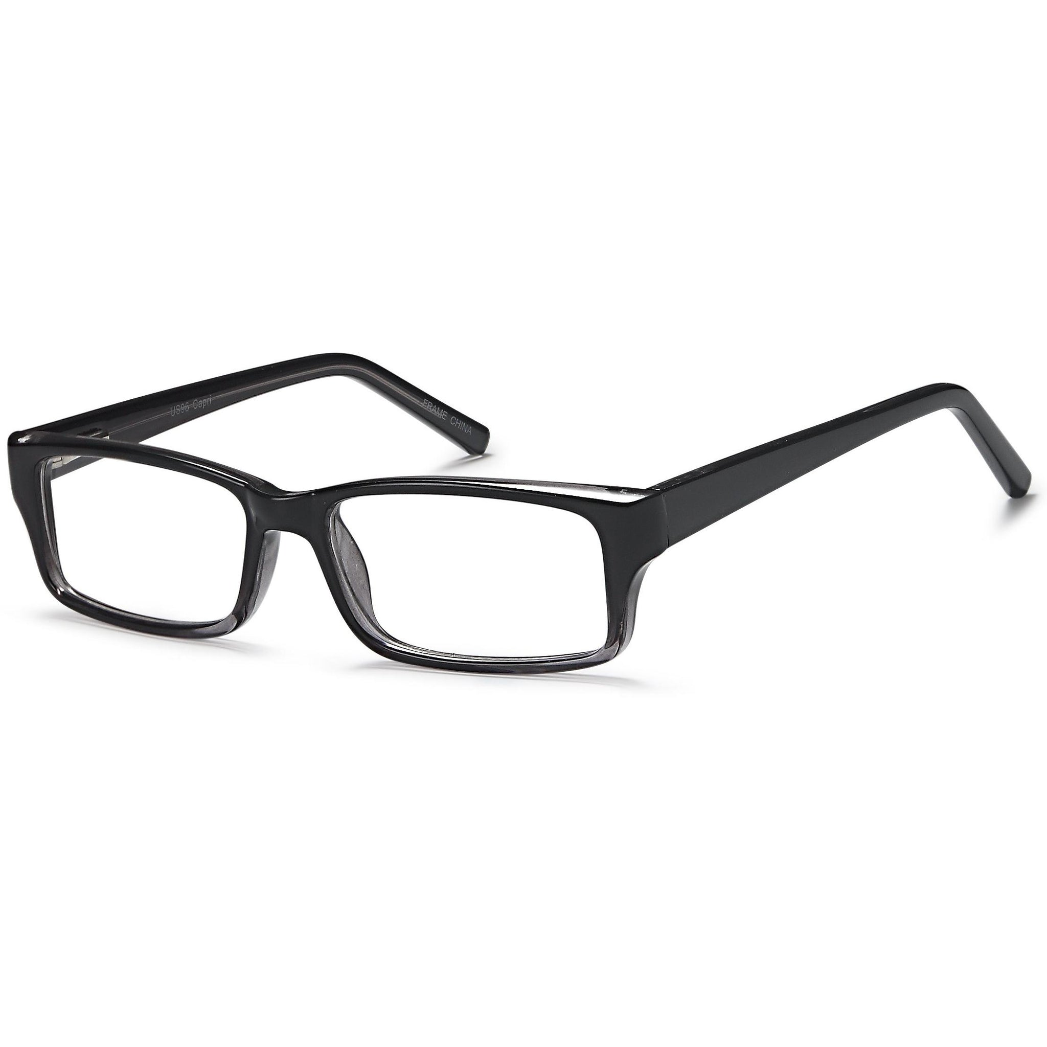 George by The Square Mile Rectangular Juniors Optical Glasses - timetoshade