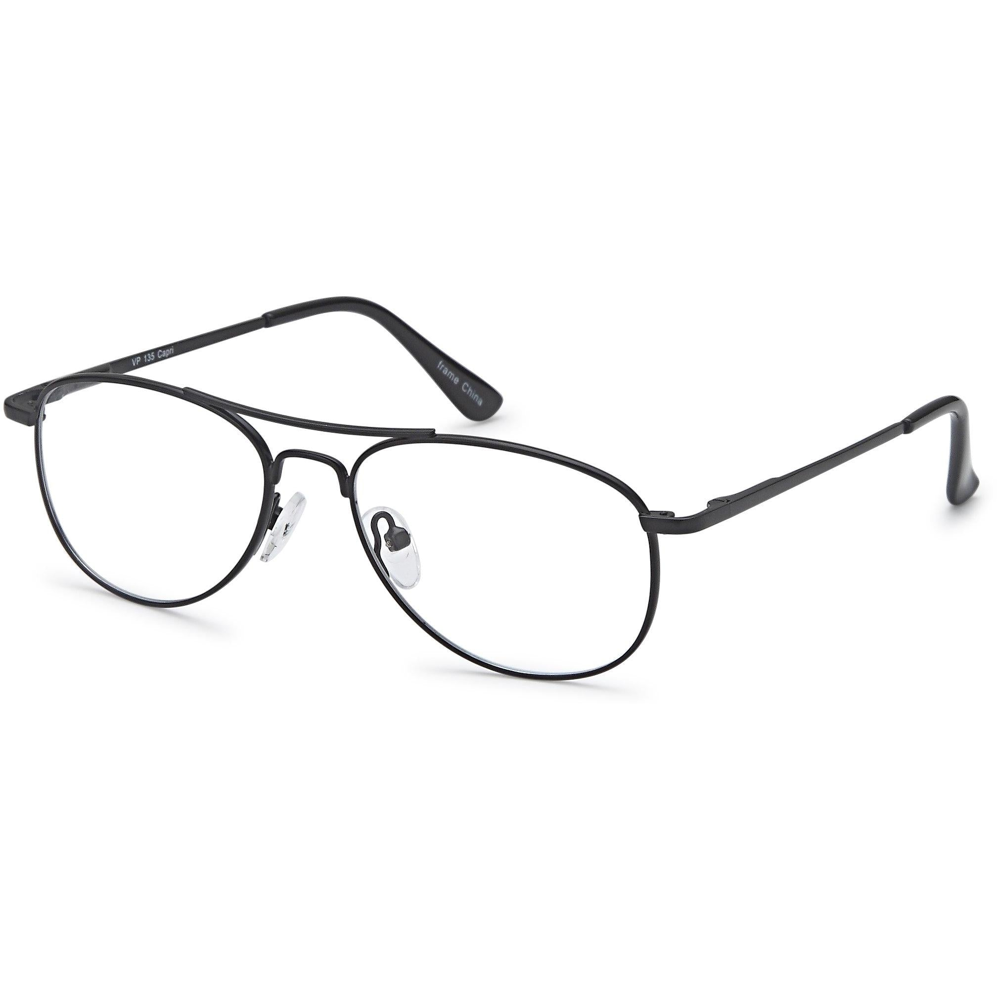 Charlie Glasses by The Square Mile Aviator Juniors Eyeglasses - timetoshade