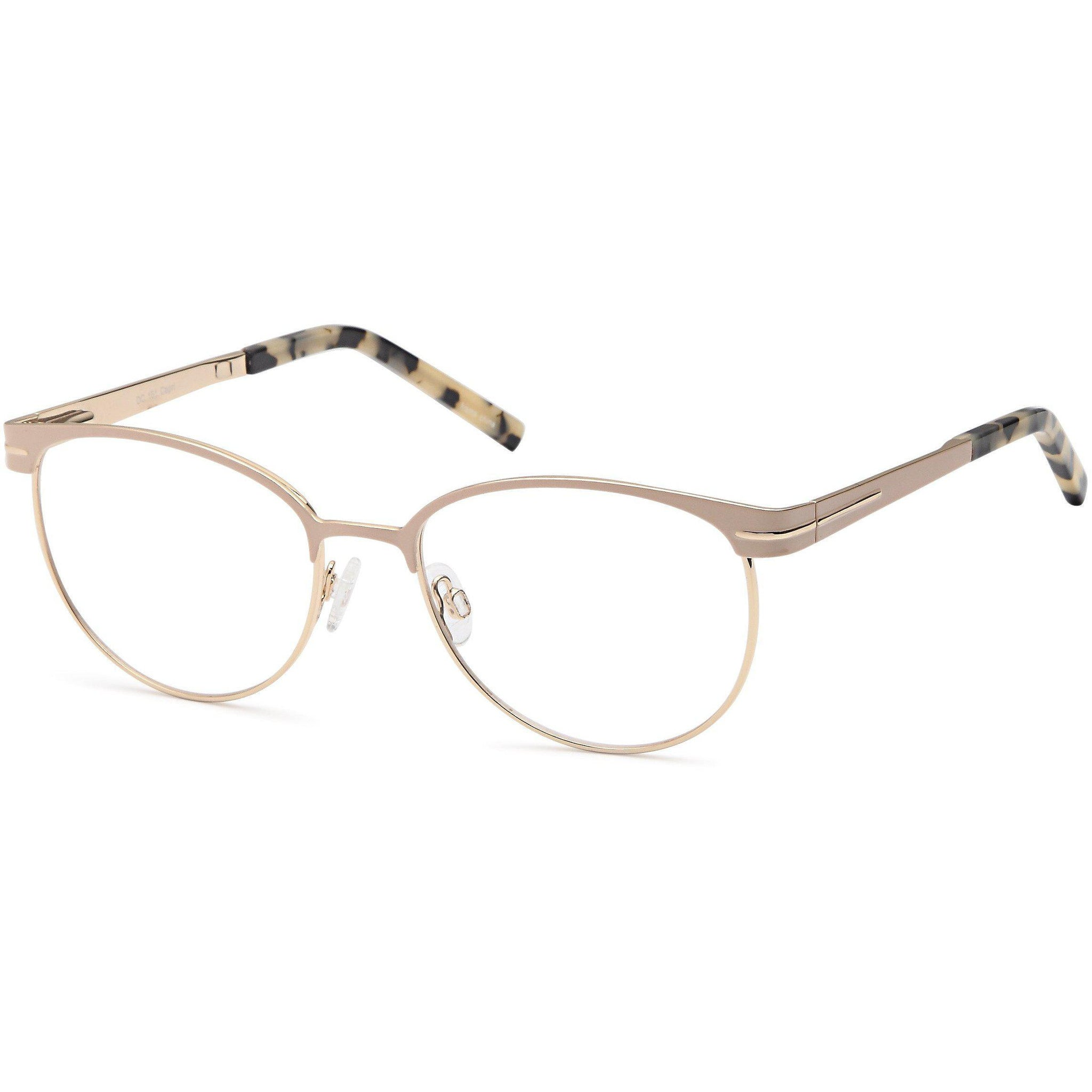 Di Caprio Prescription Glasses DC 161 Eyeglasses Frame - timetoshade