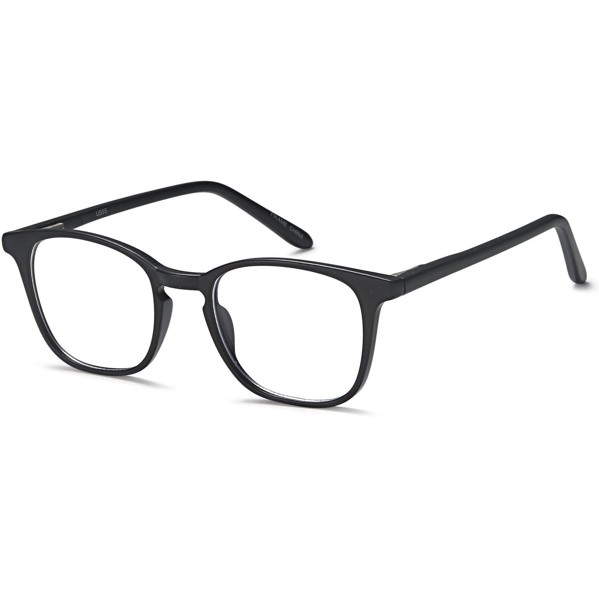 4U Prescription Glasses US 95 Optical Eyeglasses Frame - timetoshade