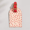 "sbri ""Evelyn"" Luggage Tag in Pink"