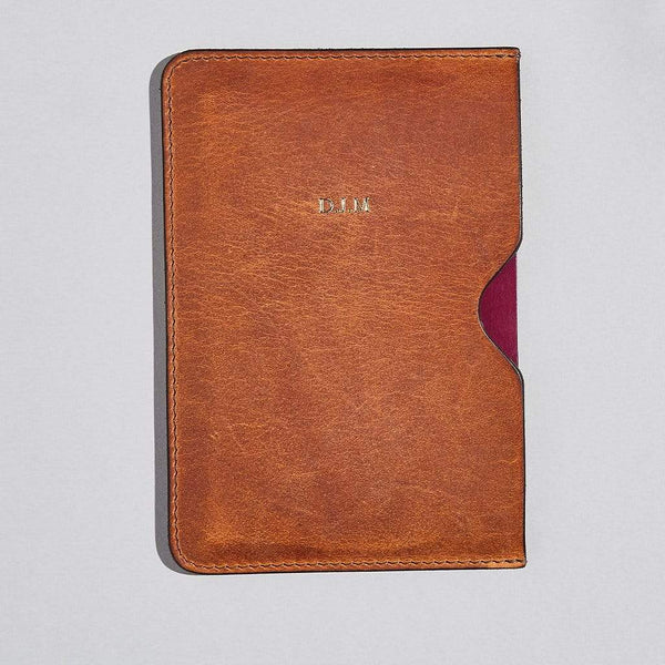 """Penny"" Passport Holder"