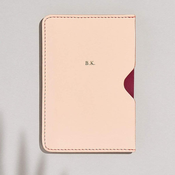 "sbri ""Rosa"" Passport Holder"