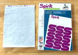 SPIRIT® CLASSIC THERMAL Transfer Paper 8.5 x 11""