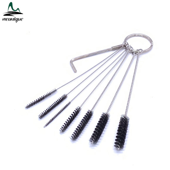 Cleaning Brush Set of 7 free Hex Key