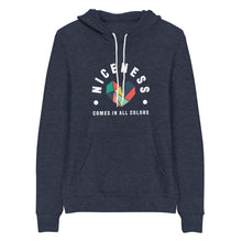 Load image into Gallery viewer, Niceness Comes in All Colors - Women's Hoodie