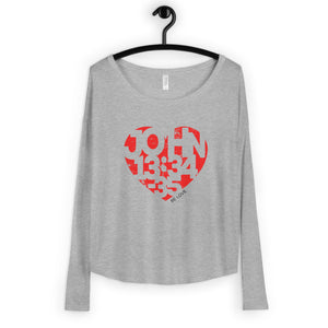 Be Love. - Women's Long Sleeve Tee