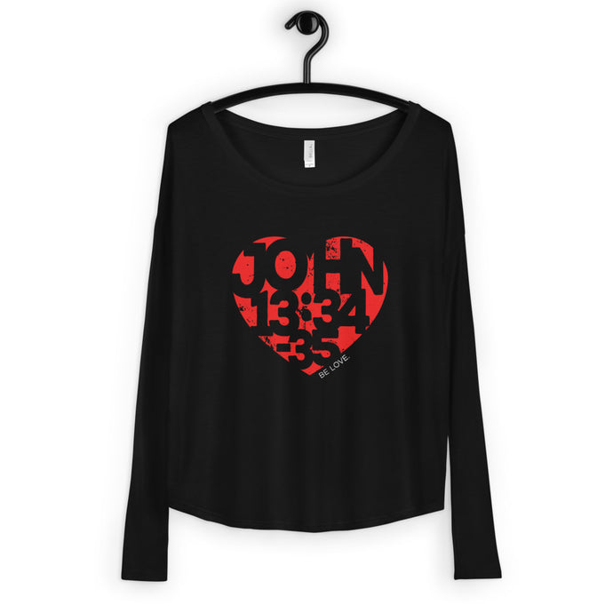 Be Love - Women's Long Sleeve Tee
