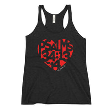 Load image into Gallery viewer, Be Peace. - Women's Racerback Tank