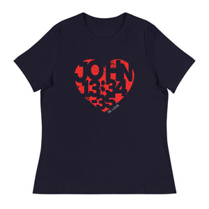 Be Love. - Women's Relaxed Tee