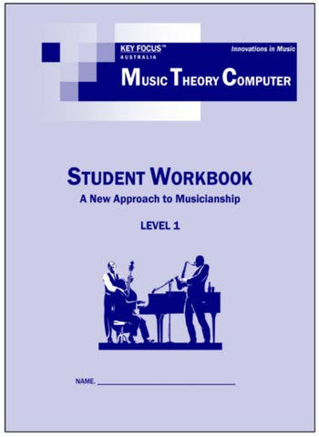 Jazz Harmony (MTC) Student Workbook - Level 1