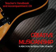 Creative Musicianship – Teacher's Handbook and Accompaniment CD pack