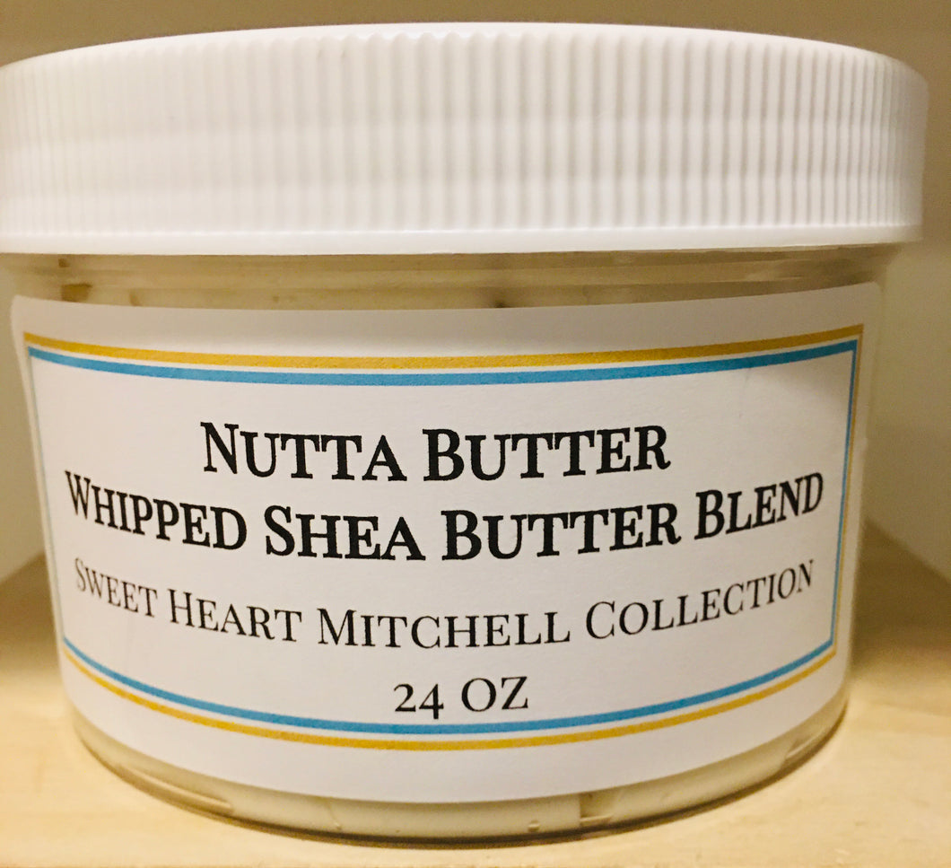 Nutta Butter 100% All Natural (Non Scented)