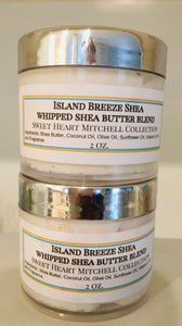 Island Breeze Shea Butter
