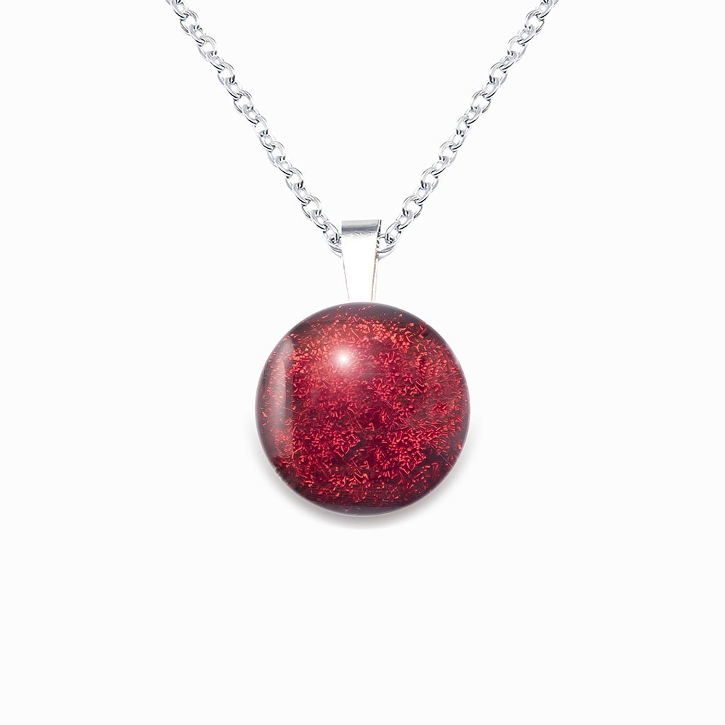Microcosmoses NECKLACE NECKLACE RED |ECLIPSE | REFLET