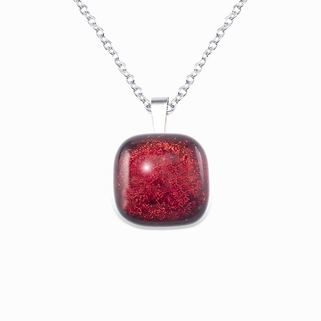Microcosmoses NECKLACE NECKLACE RED | SQUIRCLE | REFLET