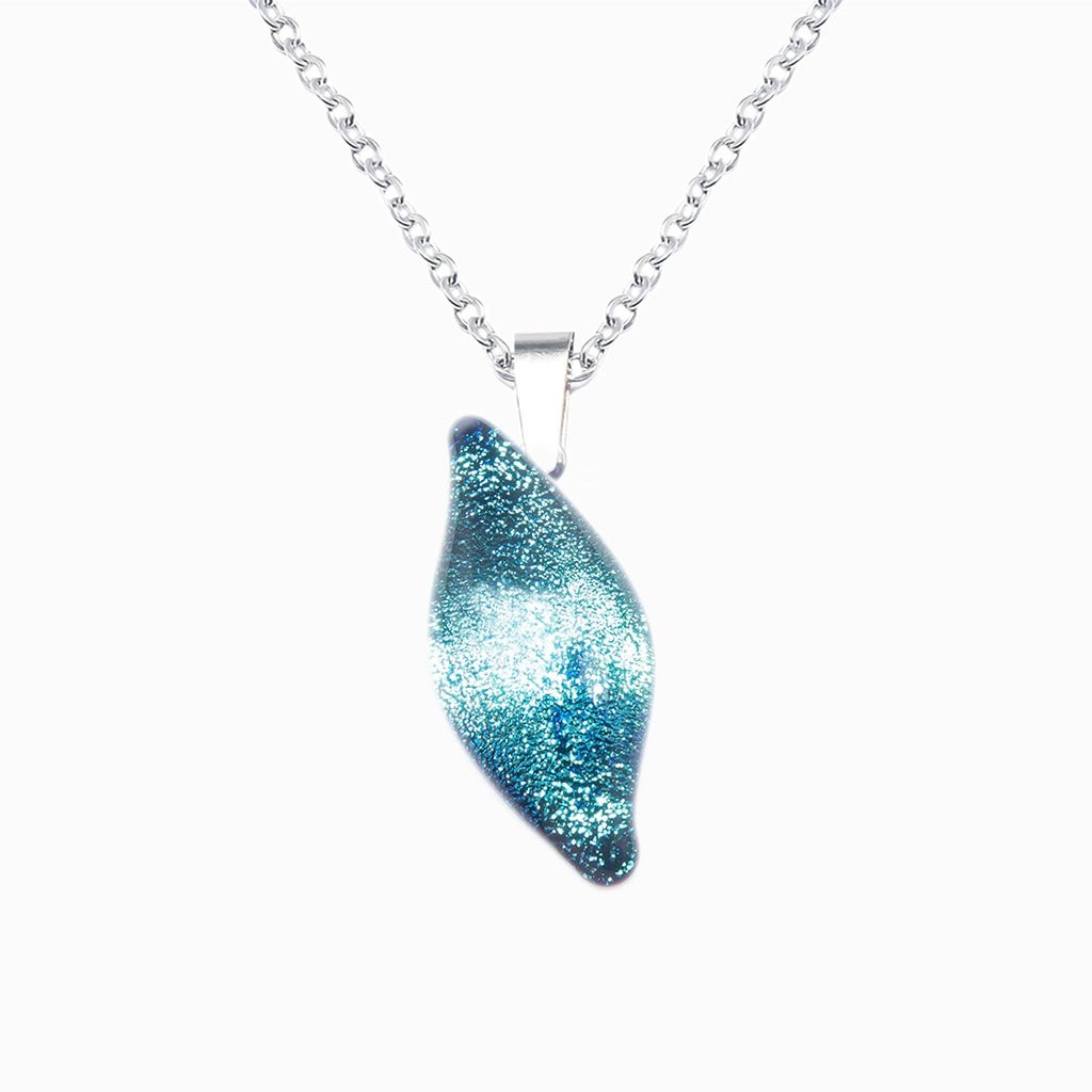 Microcosmoses NECKLACE NECKLACE TURQUOISE ~ NIGHT BLUE | ALMOND | REFLET