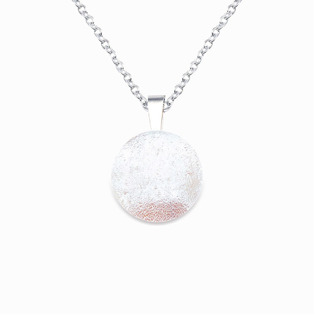 Microcosmoses NECKLACE NECKLACE WHITE RIVER | ECLIPSE | REFLET