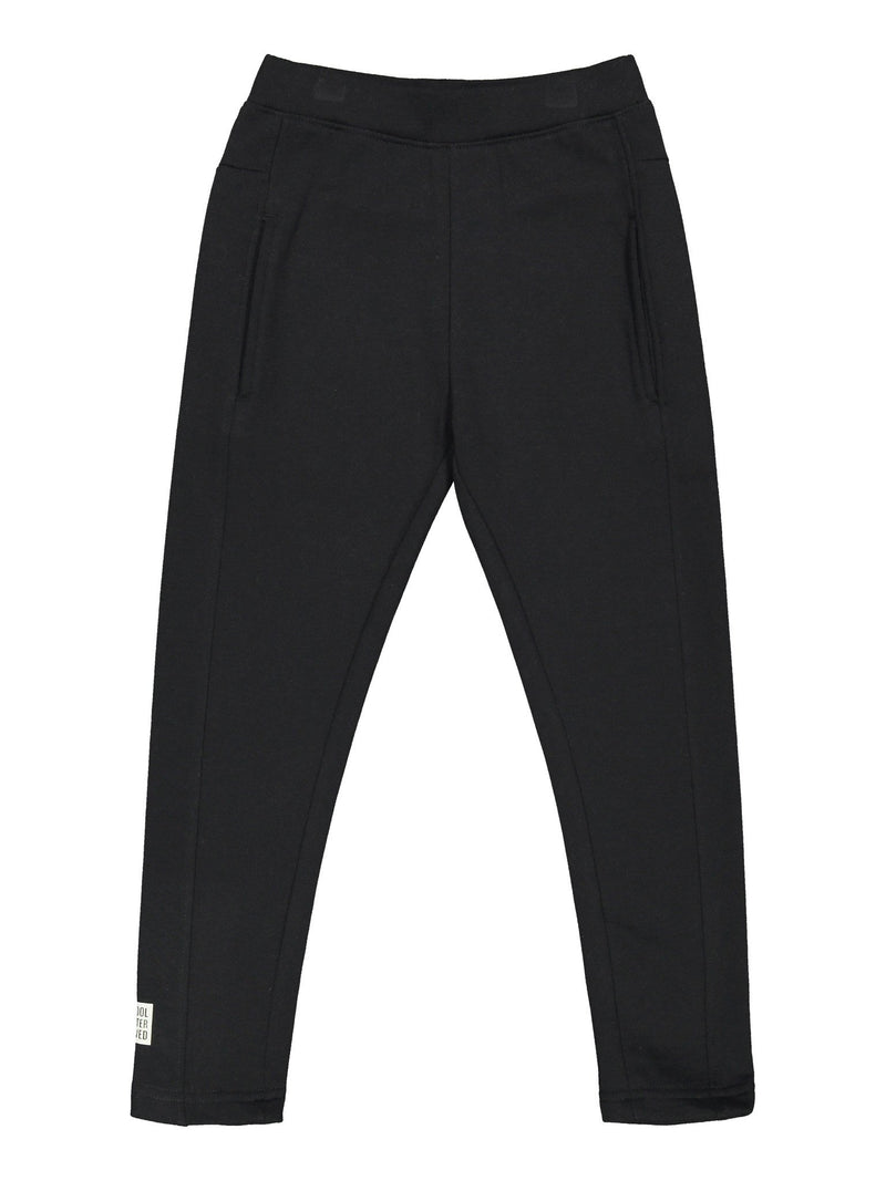 Pure Slim Sweatpants, black