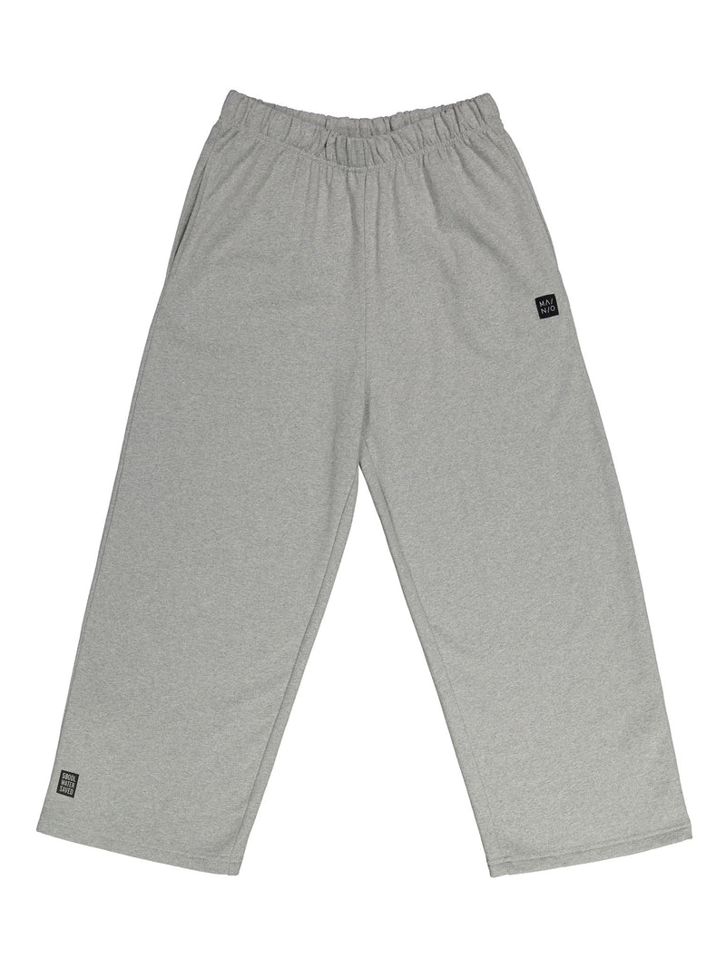 Women's Pure Ankle Length Sweatpants, light grey melange