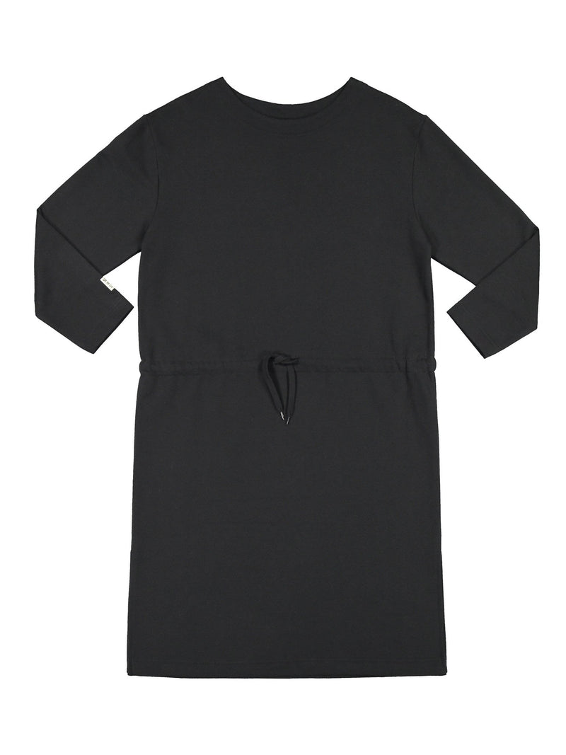 Women's Pure Sweat Dress, black