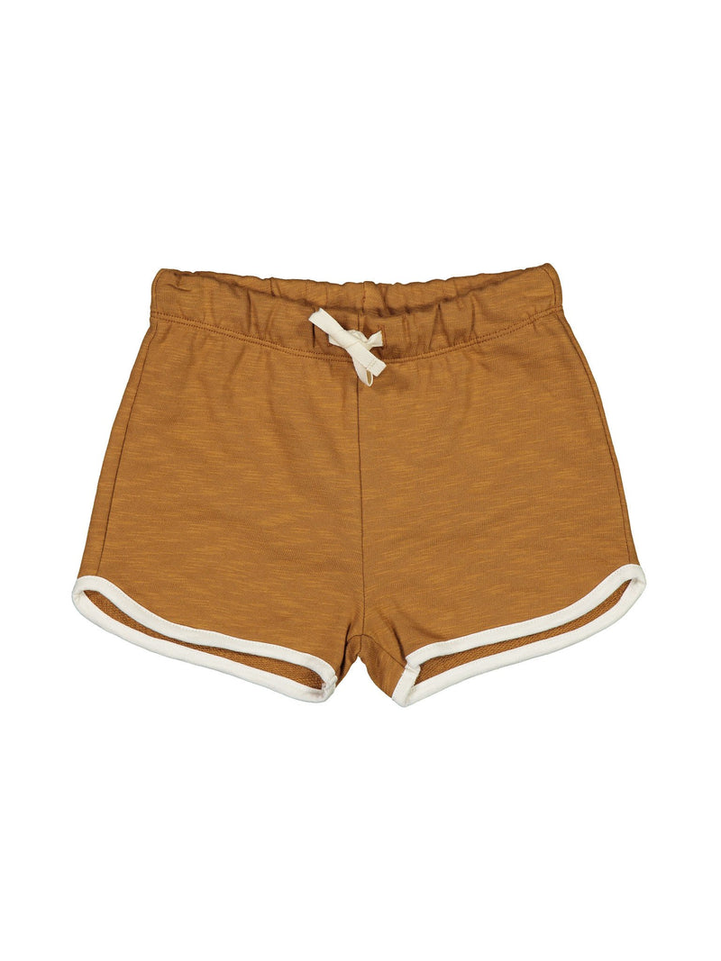Sporty Sweat Shorts, cathay spice