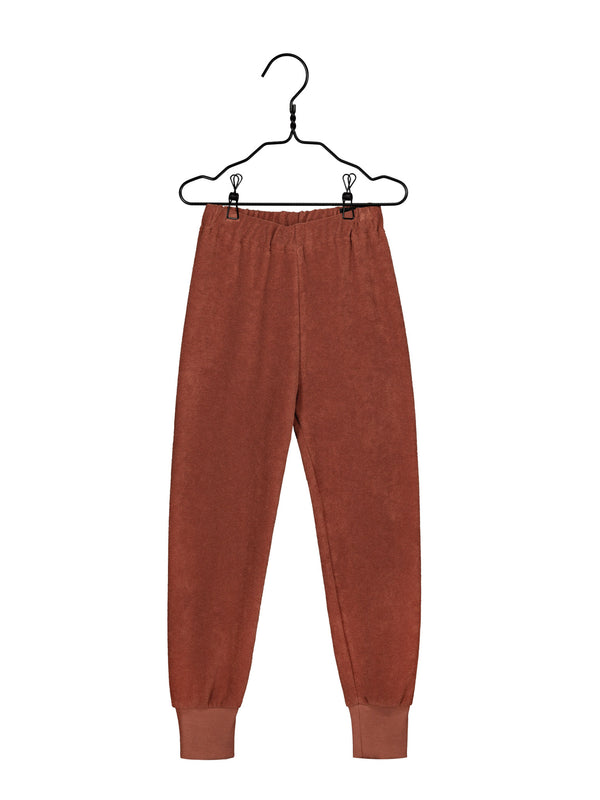 Terry Pants, Russet