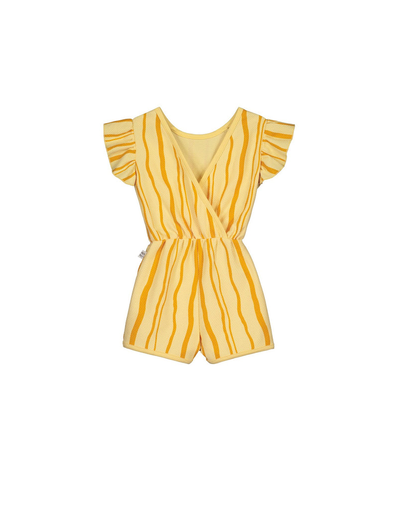 Sand Waves Playsuit