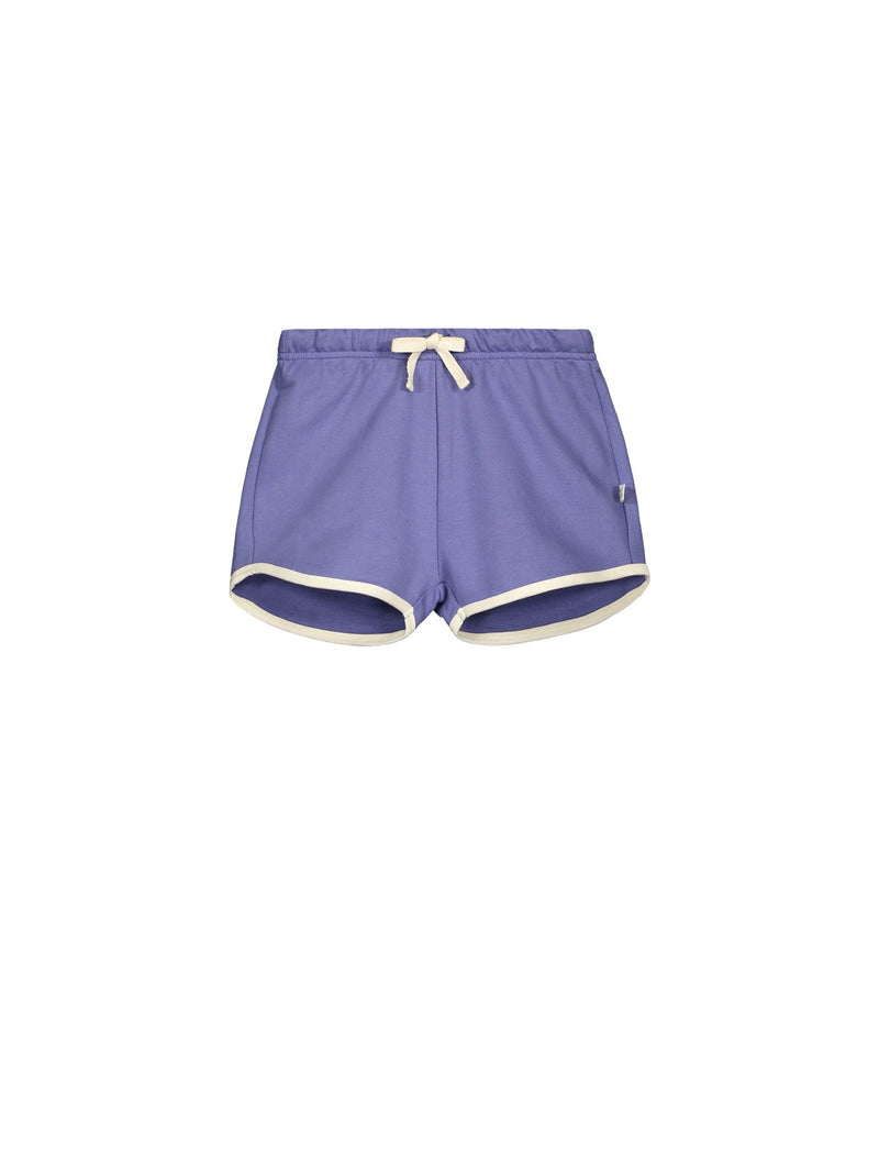 Sporty Short, blue iris