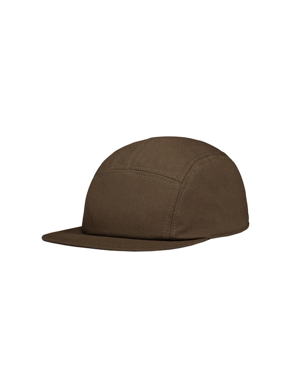 Cap, brown