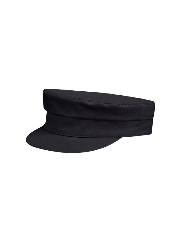 Skipper Cap, black