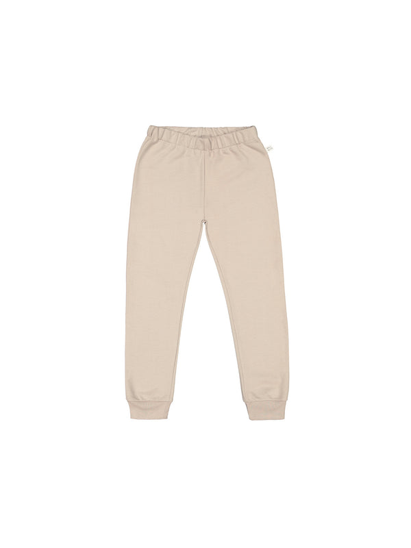 Solid Sweatpants, taupe