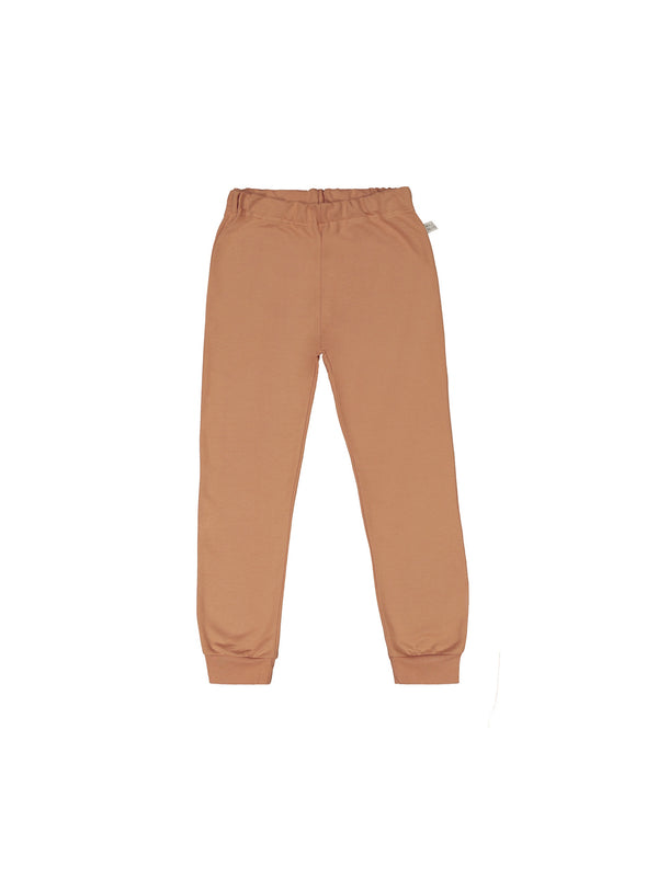 Solid Sweatpants, dusty peach