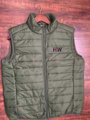 H=W Light Bubble Vest